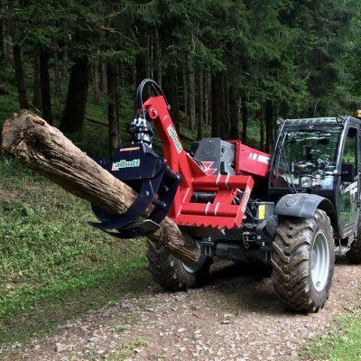 Albutt Timber Grapple