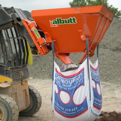 Bag Filling Bucket