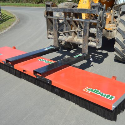 Pallet Tine Brush