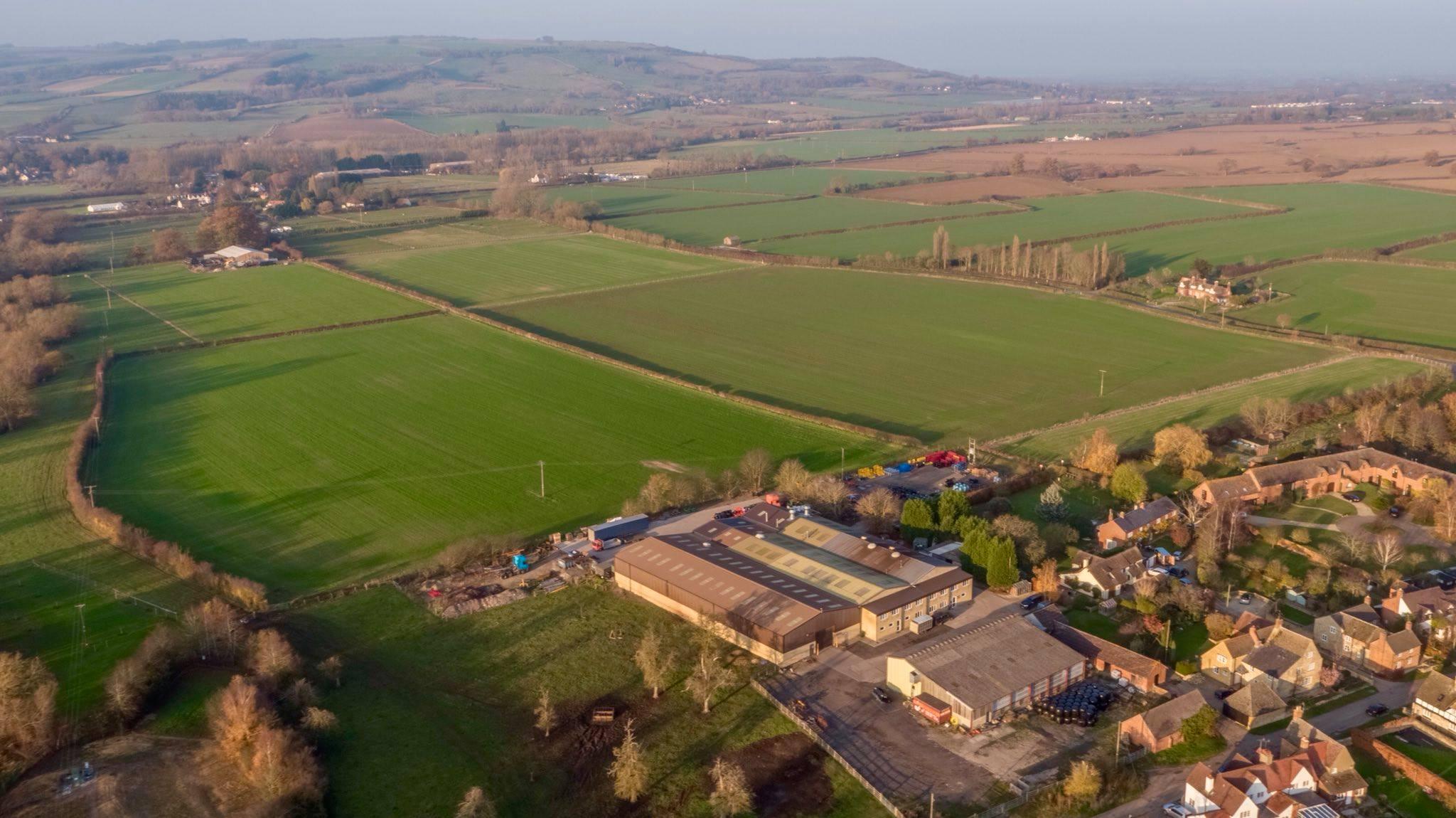 Albutt Great Washbourne Site