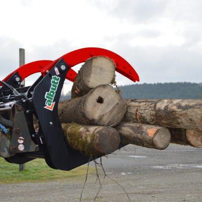 Albutt Log Grab