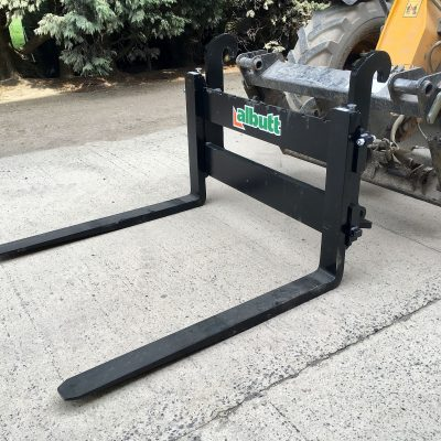 Albutt Pallet Fork Carriage