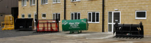 Albutt attachments and offices