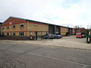 Albutt Factory and Offices