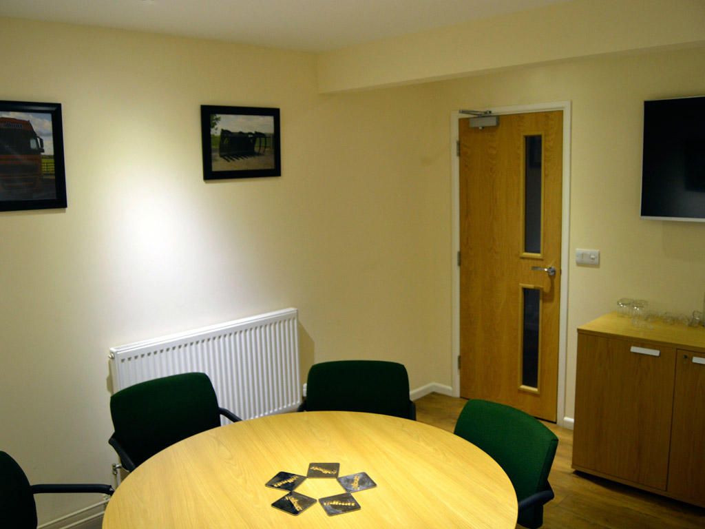 Albutt Office Facilities