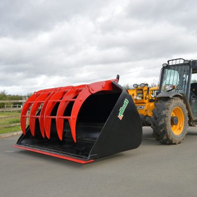 Albutt Waste King Bucket Grab