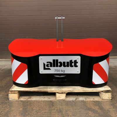 Albutt Weight Box