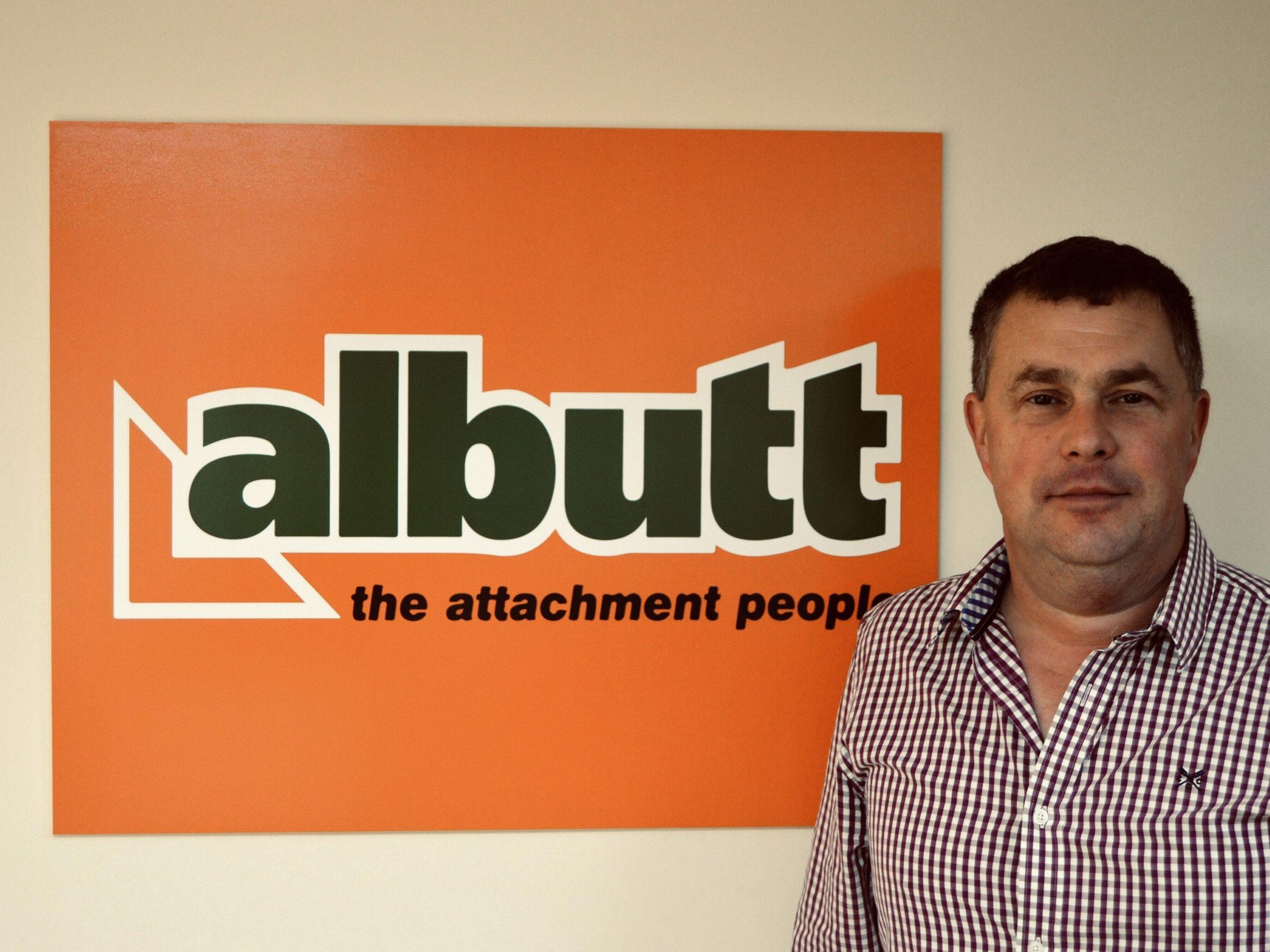 Alistair Albutt